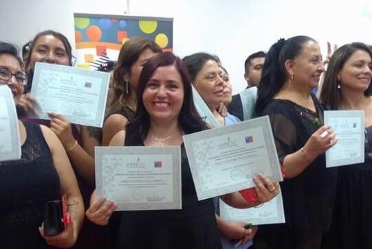 Graduación sede Santiago 2018
